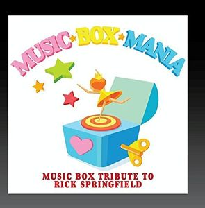 Music Box Tribute to Rick Springfield
