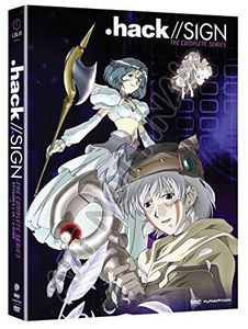 .Hack/ / Sign: Complete Series