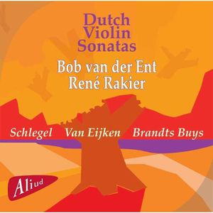 Dutch Violin Sonatas