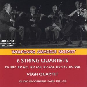 6 String Quartets
