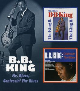 Mr Blues /  Confessin the Blues [Import]