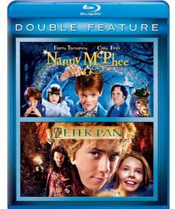 Nanny McPhee/ Peter Pan [Double Feature]