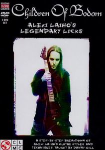 Children of Bodom Legendary Licks