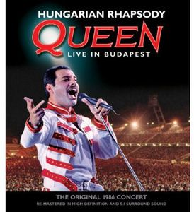 Hungarian Rhapsody: Queen Live In Budapest [BR/ 2CD]
