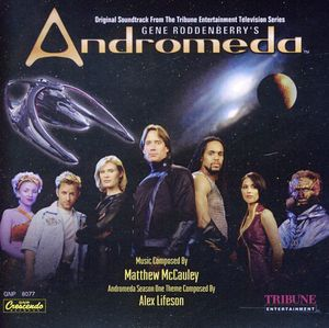 Andromeda (Original Soundtrack)