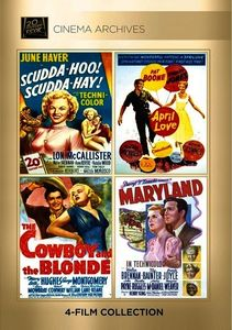 Scudda Hoo! Scudda Hay! /  April Love /  The Cowboy and the Blonde /  Maryland