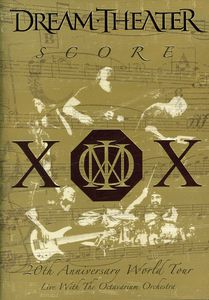 Score: 20th Anniversary World Tour Live Octavarium Orch