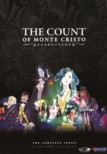 Gankutsuou: The Count Of Monte Cristo - Complete Series [Japanimation]