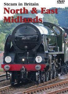 Steam in Britain South & East Midlands [Import]