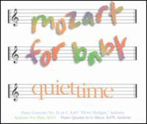 Mozart for Baby: Quiet Time /  Various