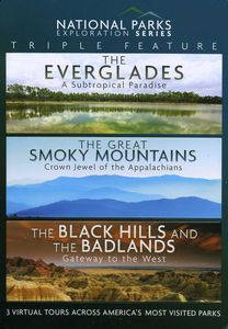 National Parks--East: Everglades /  The Great Smoky Mountains /  The Black Hills and the Badlands