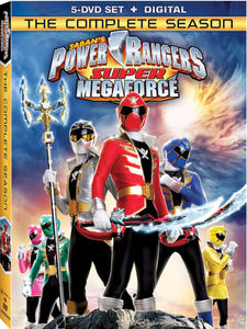 Power Rangers Super Megaforce: The Complete Season