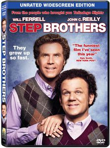 Step Brothers [Widescreen] [Unrated] [Single Disc]