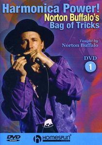 Harmonica Power: Norton Buffalo's Bag of Tricks