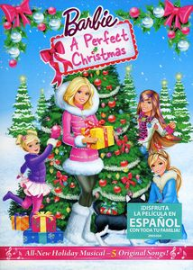 Barbie: A Perfect Christmas (Spanish)