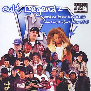 Cult Legendz /  Various