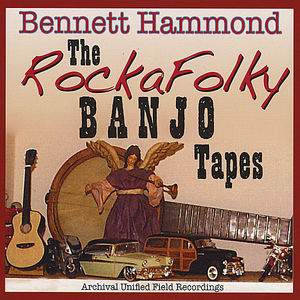 Rockafolky Banjo Tapes