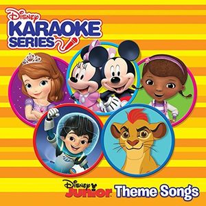 Disney Karaoke Series: Disney Junior Theme Songs /  Various