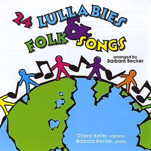 24 Lullabies & Folk Songs