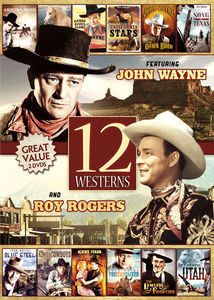 12-Movie Westerns