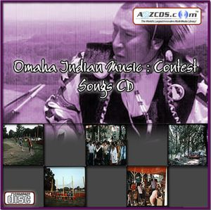 Omaha Indian Music-Contest Songs
