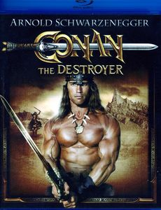 Conan the Destroyer [With Movie Cash]
