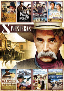 8 Movie Western Pack 4