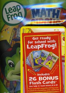 Leap Frog: Math Circus [With Flash Cards]