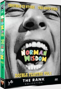 Norman Wisdom, Vol. 1 [The RANK Collection]