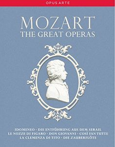 Mozart: The Great Operas [Box Set]