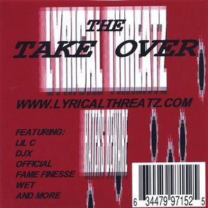 Take Over-Lyrical Threatz Mixtape