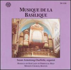 Fantasie in E-Flat /  Organ Msuic