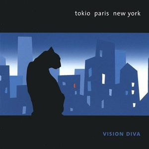 Tokio Paris New York