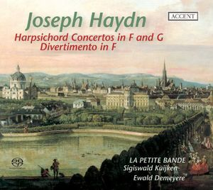 Harpsichord Concerto in G Major & F Major