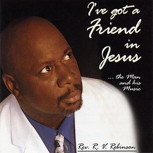 I've Got a Friend in Jesus