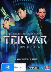 Tekwar-The Complete Series