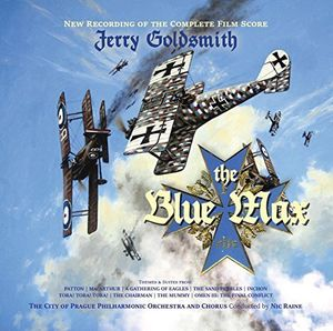 Blue Max: 50th Anniversary Recording (Original Soundtrack) [Import]