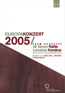 Berliner Philharmoniker: EUROPAKONZERT 2005 from Budapest