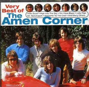 Very Best of Amen Corner [Import]