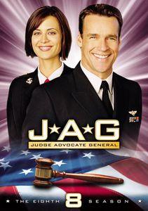 JAG: The Eighth Season [Widescreen] [5 Discs] [Slim Pack] [Slipcase]
