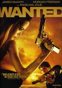 Wanted [2008] [Widescreen] [DVS Enhanced]