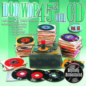 Doo Wop 45's on CD 13 /  Various
