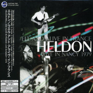 Well & Alive in France Live in Nancy 1 [Import]