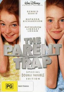 Parent Trap (1998) (Pal/ Region 0)