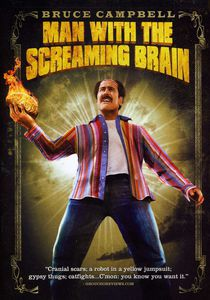 Man With The Screaming Brain [WS] [Repackaged]