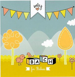 Bach for Babies /  Various [Import]