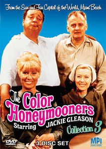 The Color Honeymooners: Collection 3