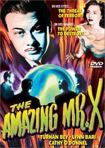 The Amazing Mr. X