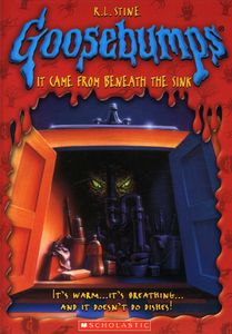 Goosebumps: It Came from Beneath the Sink