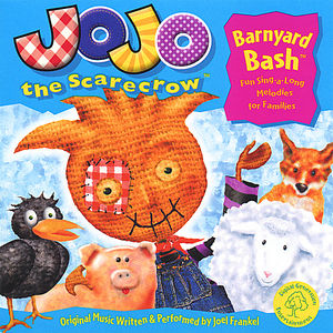 Jojo the Scarecrow-Barnyard Bash